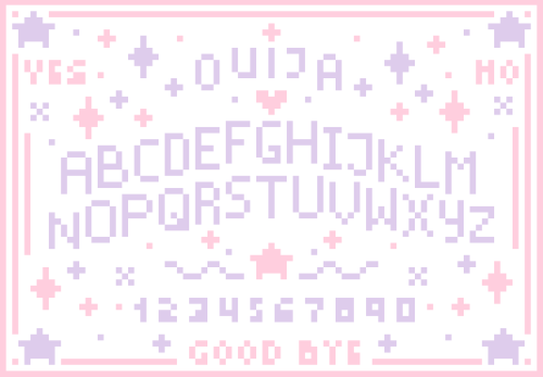 Cute Witchy Wallpapers Ouija Board On Tumblr