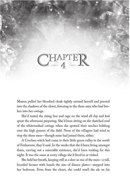 behindthebloom:</p> <p>We're so excited to share this excerpt from HEIR OF FIRE, the third book in the Throne of Glass series! Read the rest of the excerpt here.</p> <p>YAY for Manon! SO thrilled to finally be able to share her first chapter/appearance in HEIR OF FIRE!