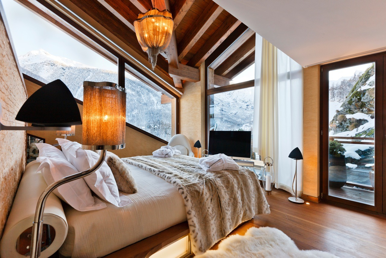 A Bedrooms With Stunning Views