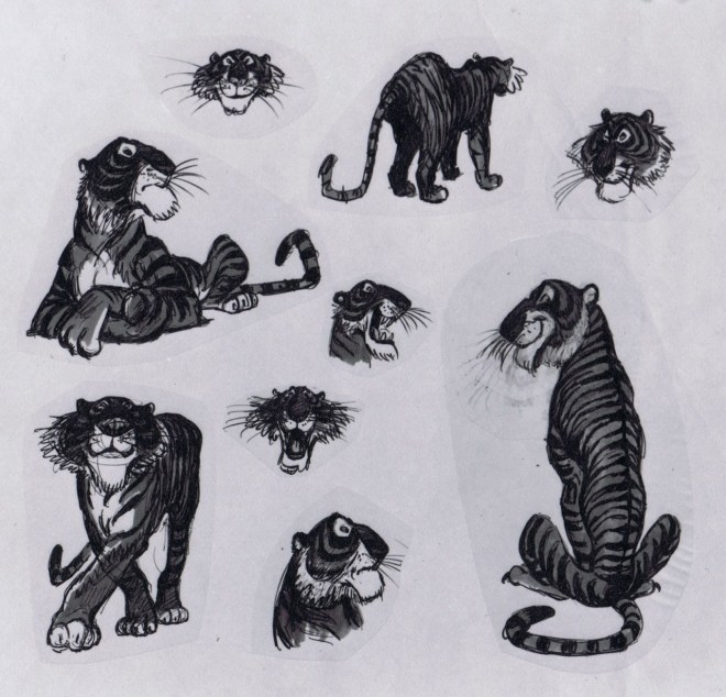 ArtWork : Le Livre de la Jungle