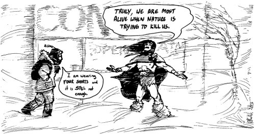 drawing painting cartoon ink comics webcomic conan