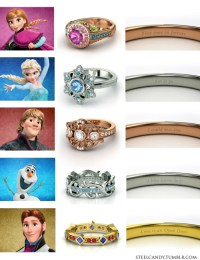 love disney ring wedding Engagement Engagement Ring rings ...