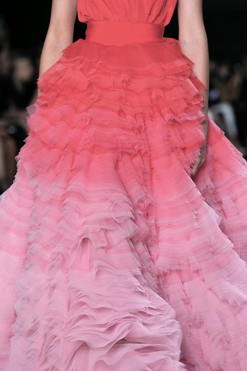 notordinaryfashion:  Giambattista Valli Haute Couture Fall 2014-15