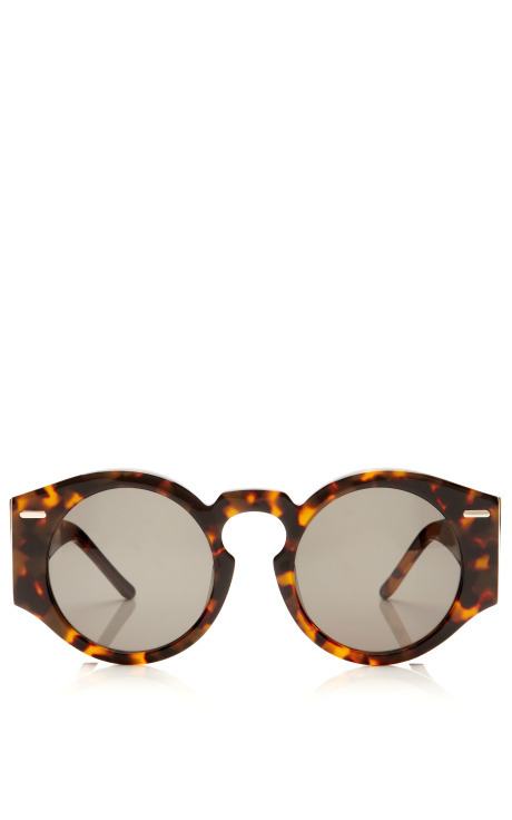russianspies:  russianspies: Opening Ceremony Tortoise Sunglasses