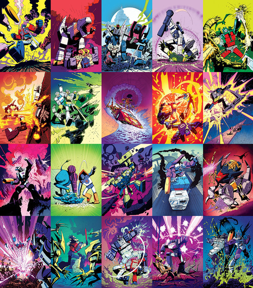 Autobots Roll Out! We've got a Transformers Sale featuring two web-only bundles, up to 50% off collections, and 99¢ issues going on right now!<br /> Sale ends 6/23 at 11pm EST