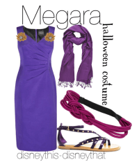 DisneyThis. DisneyThat. - Megara Halloween Costume ...