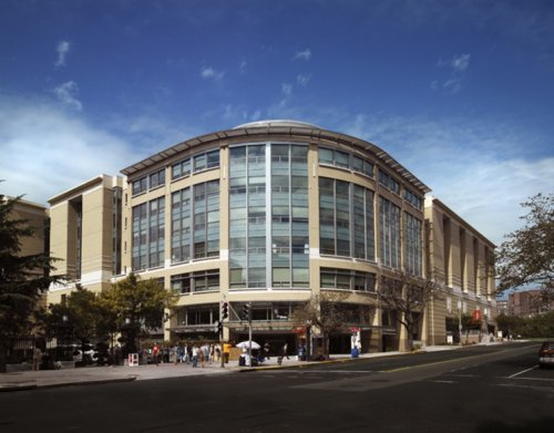 College Campuses  George Washington University