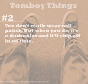 tomboy tribute