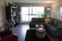 25 Government St. | LIVING ROOM (and enclosed patio that ...