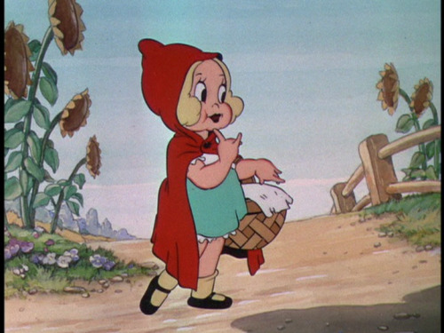 Kids Movies Based on Terrible Stories: Little Red Riding Hood