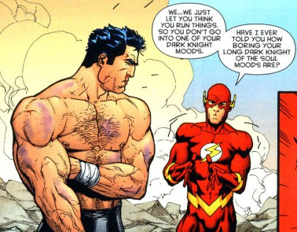 Top 5 Funniest Superheroes - Flash