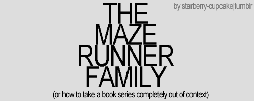 the scorch trials on Tumblr