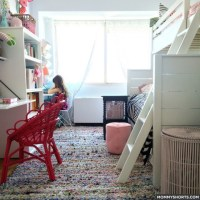 The Ultimate Small Shared Bedroom for Two Growing Girls ...