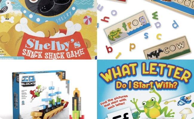 11 Learning Games And Toys To Prepare Kids For