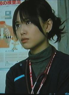 「コードブルー・ドクターヘリ緊急救命」・・・一番魅力的な女性は,CS室の中に?: らんばらしょうぎ