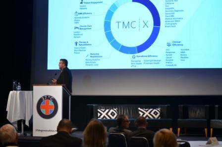 Erik Halvorsen, Director at TMCx Accelerator, Texas Medical Center-speech
