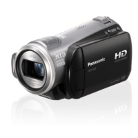 Panasonic HDC-SD9: The Arrival