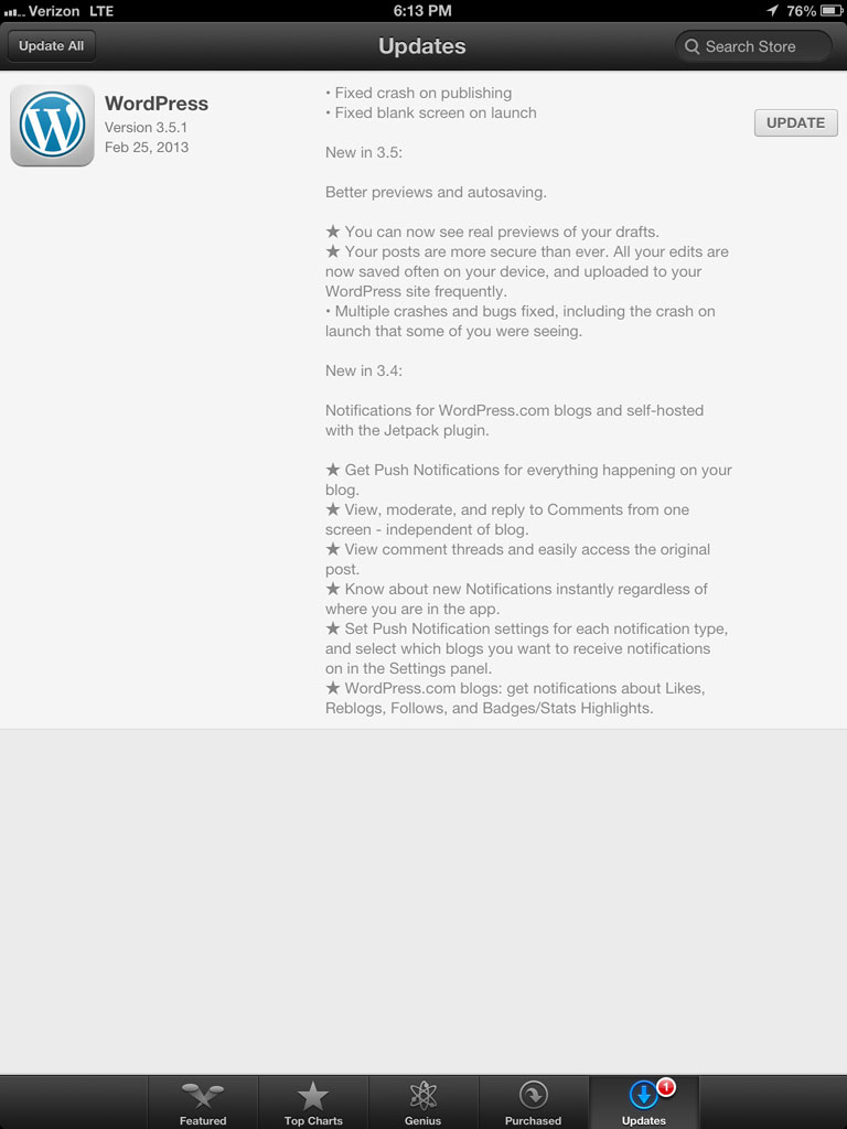 WordPress-3.5.1-for-iOS
