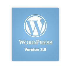 WordPress-3.6