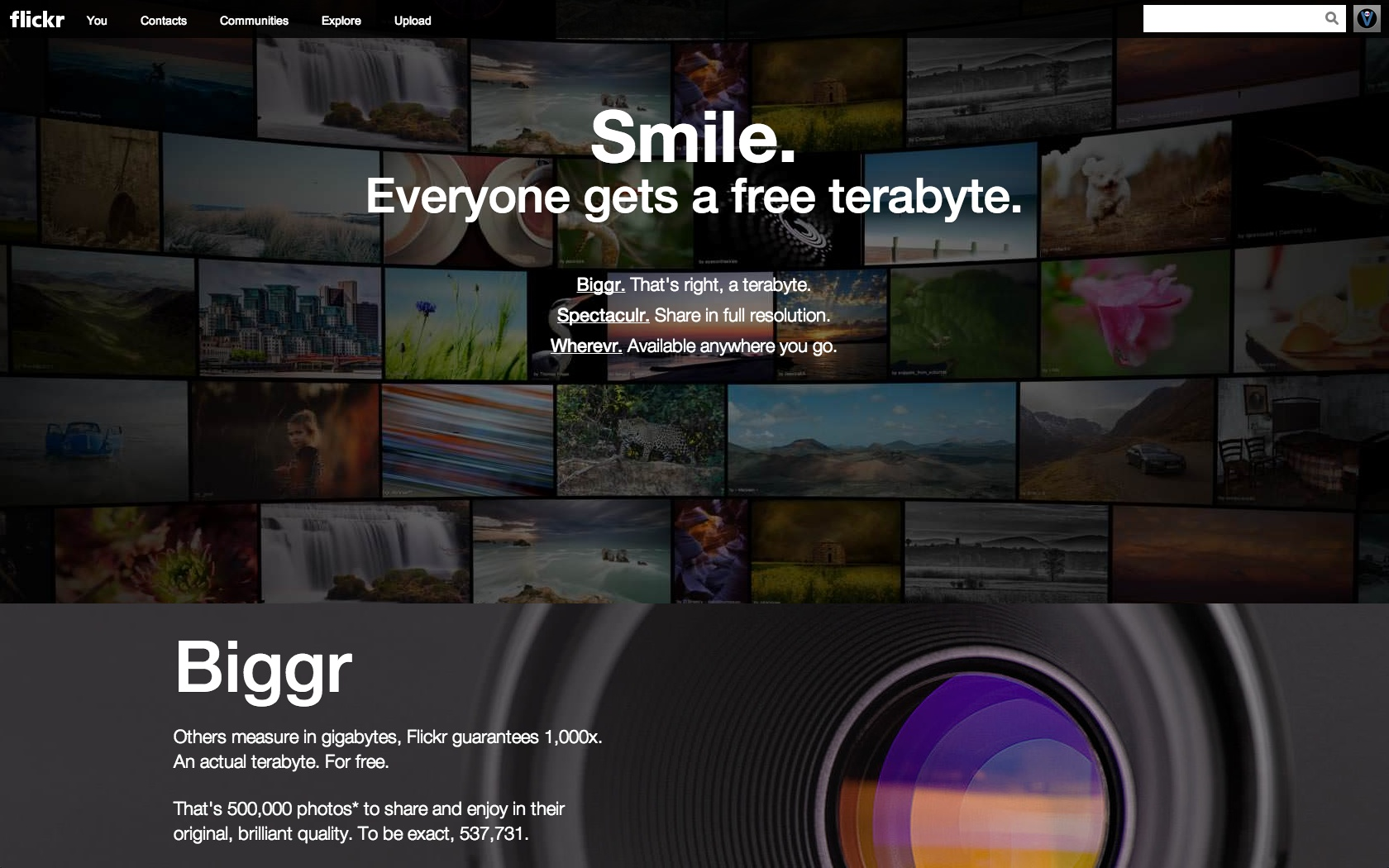 The New Flickr 20130520