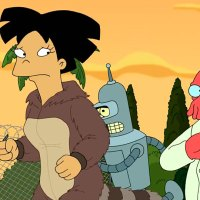 Futurama: Fry and Leela's Big Fling