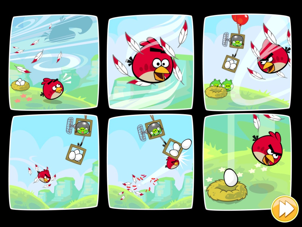 Angry Birds Red's Mighty Feathers 1