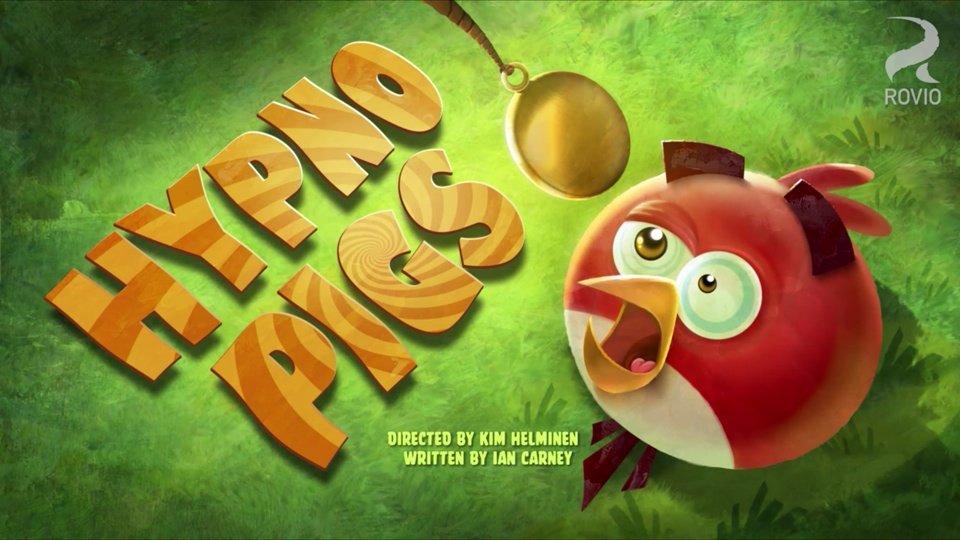 Angry Birds Toons Hypno Pigs