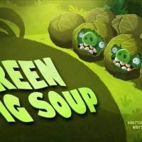 Angry Birds Toons: Green Pig Soup
