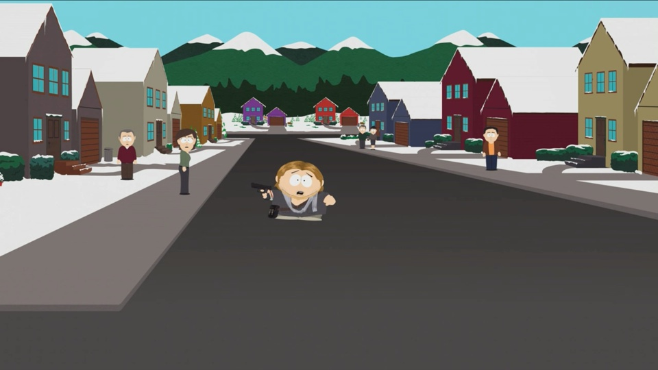 South Park S17E03 Does that Little Boy Have a Gun