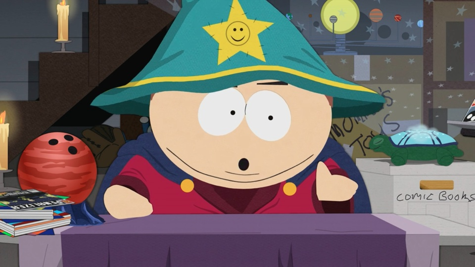 South Park S17E07 They Are Calling It... Black Friday