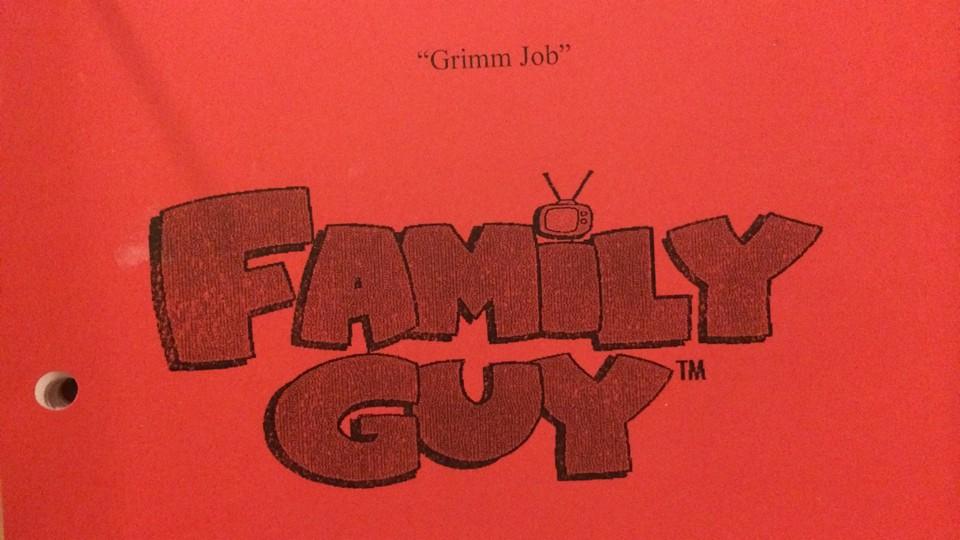 Family Guy Grimm Job
