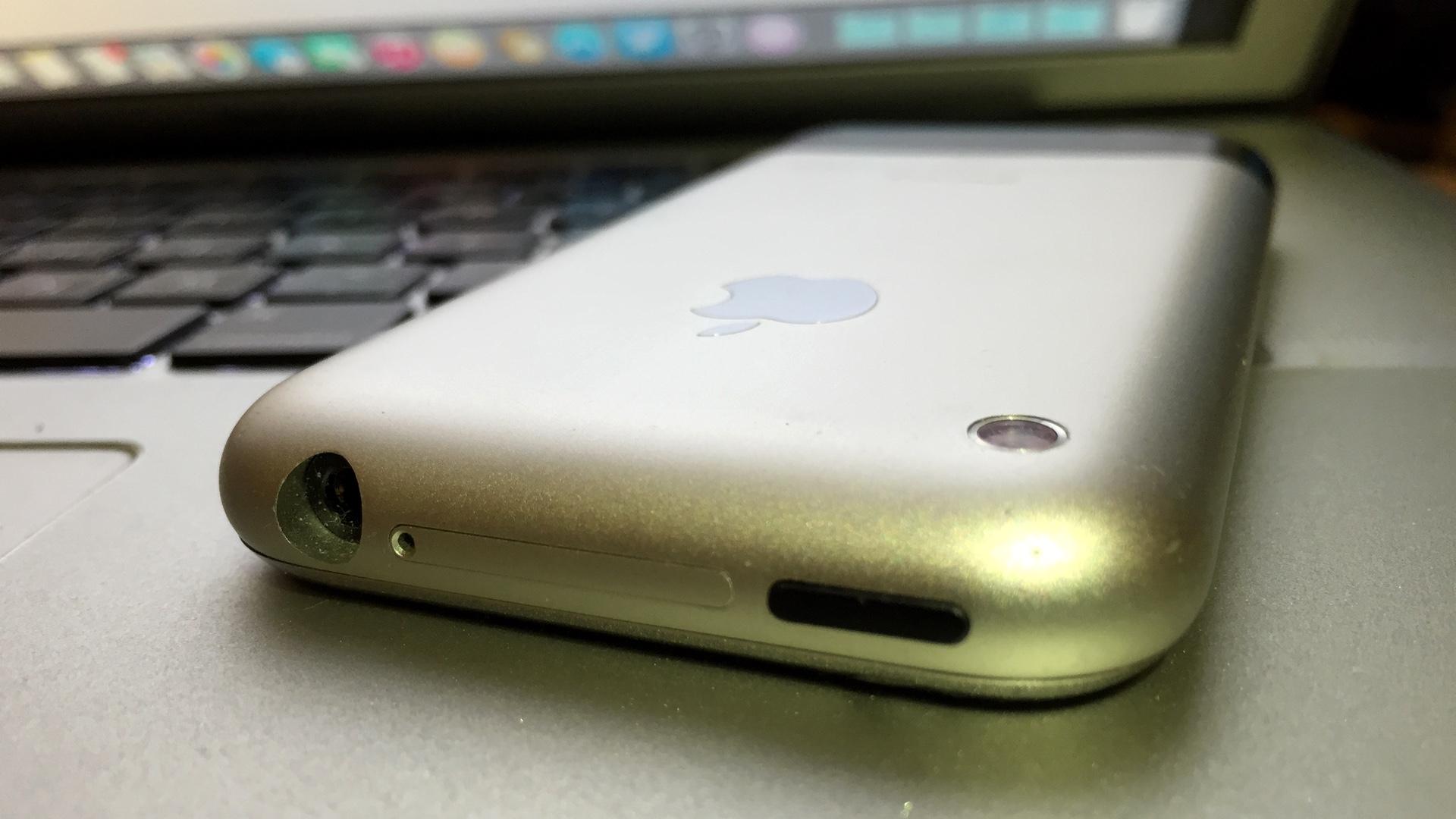 An Original iPhone