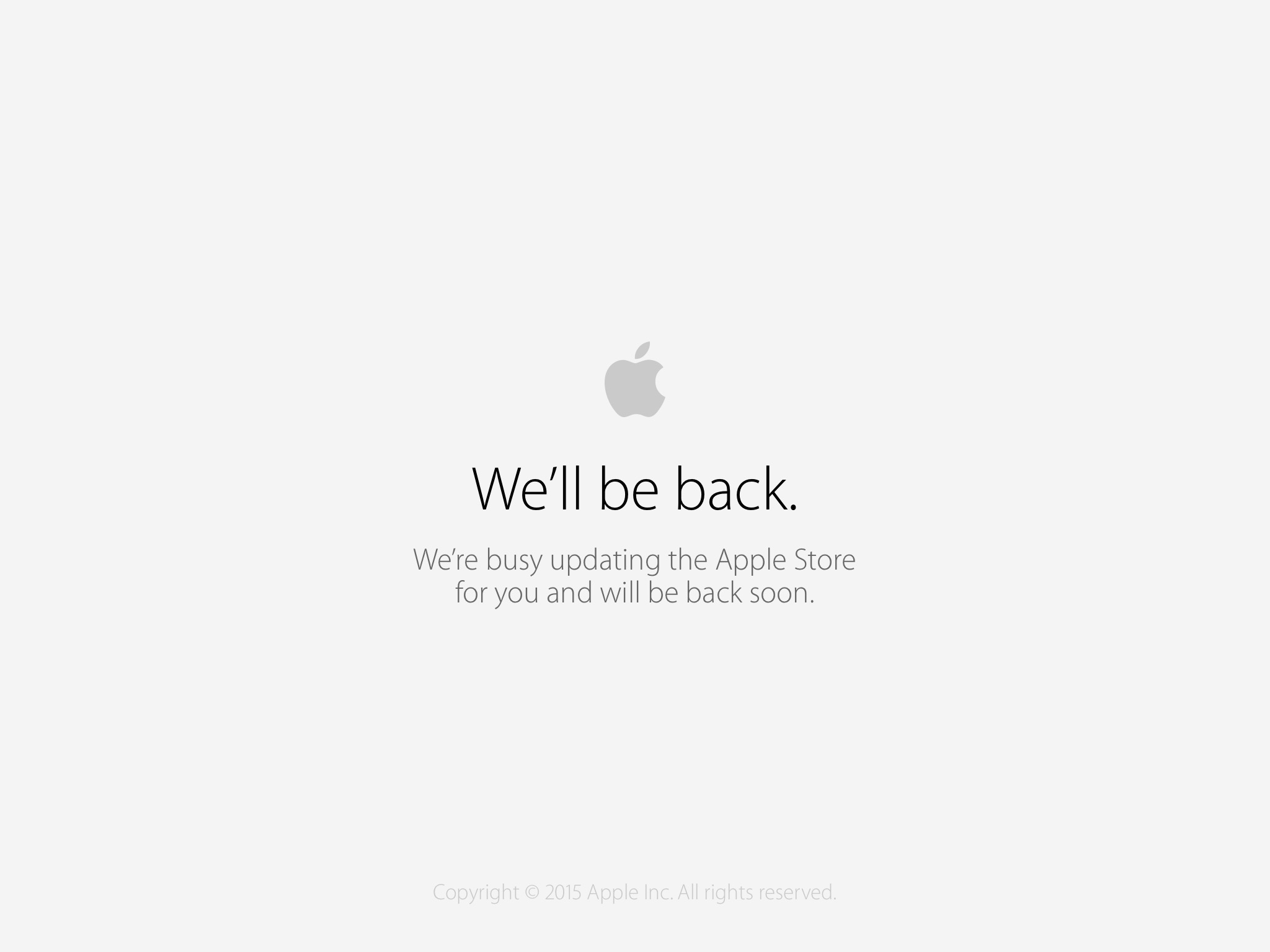 Apple Store March 09 2015