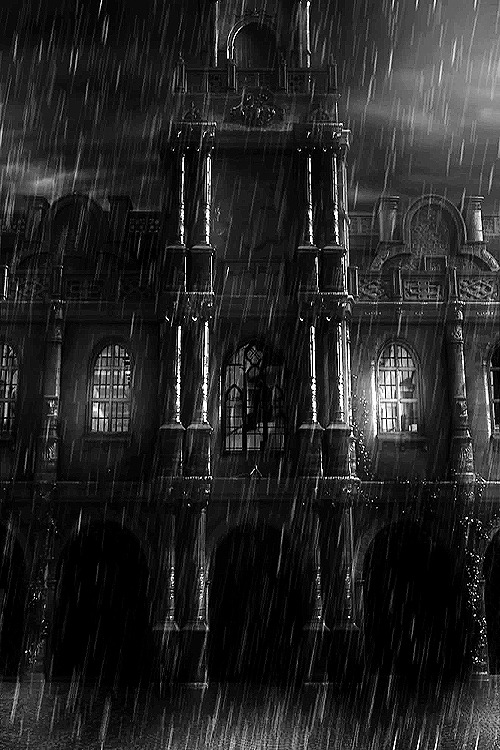 whitechapelwitch:</p> <p>»x«</p> <p>The house is beckoning you.<br /> Its windows are staring at you.<br /> Its front door is open wide,<br /> waiting for you to enter.<br /> The rain is falling hard.<br /> The wind is blowing harder<br /> and getting colder.<br /> The house would be a good<br /> shelter for the coming storm.<br /> Or maybe not.<br /> The Dead Game by Susanne Leist<br /> http://www.amazon.com/author/susanneleist</p> <p>