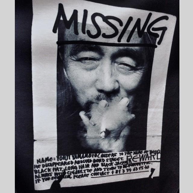 Yohji Yamamoto showroom visit #oldlyric #yohjiyamamoto #paris #showroom #yohjiyamamotopourhomme #ss15