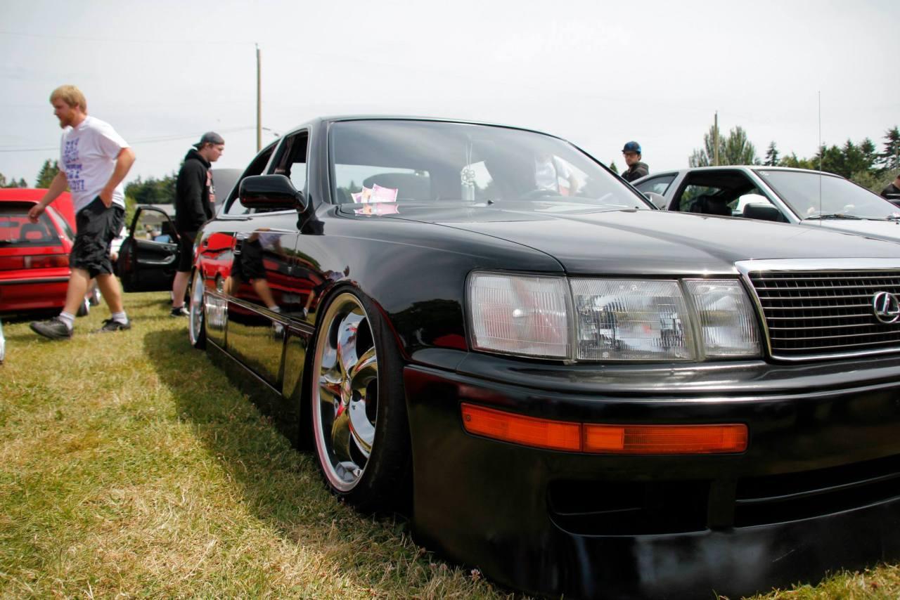 1992 Lexus Ls400 Air Filter