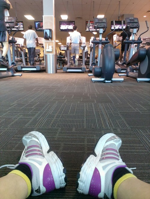 good life running shoes