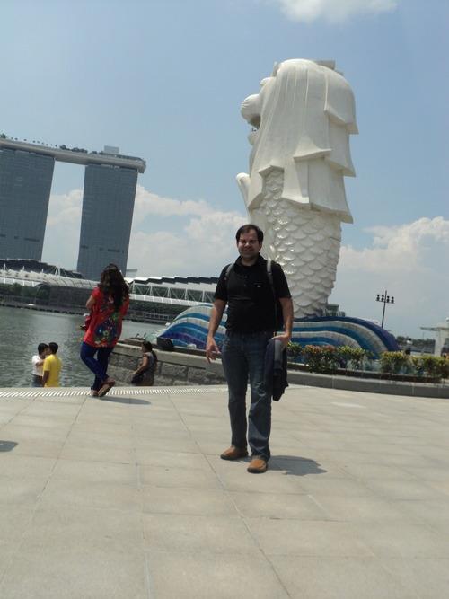 Singapur: más que un súper puerto