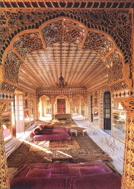 colorful Living Room house Saudi Arabia indian Egypt henna