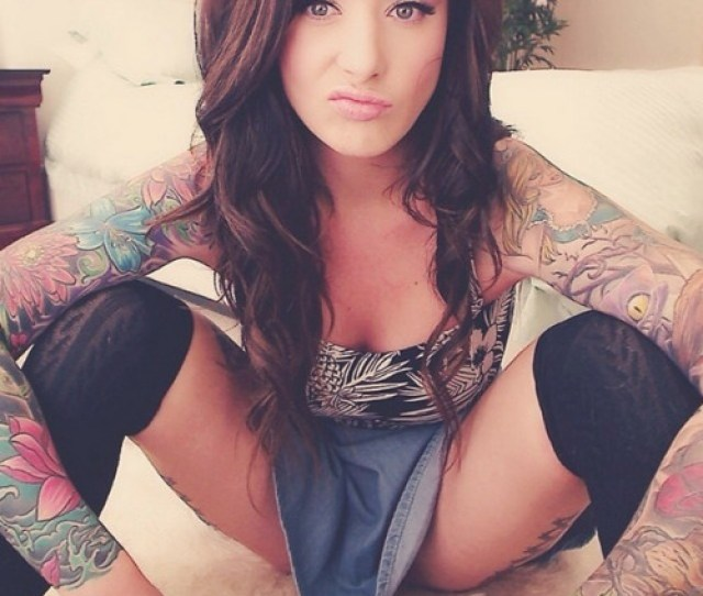 Tattoos Tattoo Inked Girl Ink Alternative Tattooed Girl Sexy Tattoo Tattoo Girl Girl With Tattoos Hot