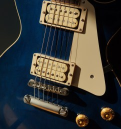 re post ngd questions 2001 les paul classic blue top  [ 1276 x 1920 Pixel ]