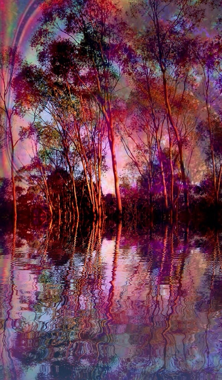 Trippy Australia Psychedelic Nature Artists On Tumblr