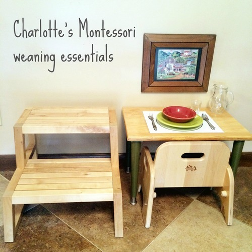 babies r us high chair lane leather office brown midwest montessori | weaning essentials