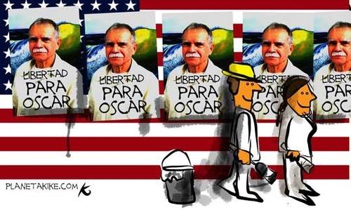 Carta al Presidente Barack Obama: Excarcele a Oscar López Rivera