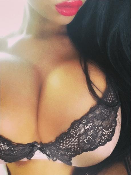 Milf Lingerie Selfie