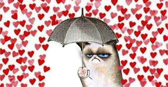 Happy Valentine's day à tous ! (Ou pas)
