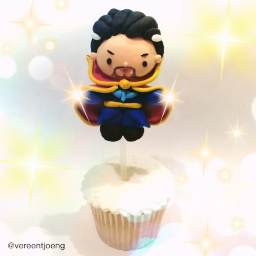 Cumbercupcake: B as Dr Strange (hopefully)