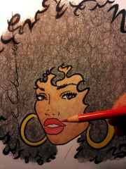 mulheres lindas perfeitas negras