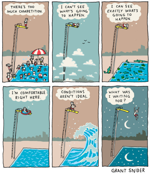INCIDENTAL COMICS<br /><br /> Words and Pictures by Grant Snider