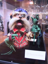The Labyrinth Museum - Sir Didymus from Its Alive ...
